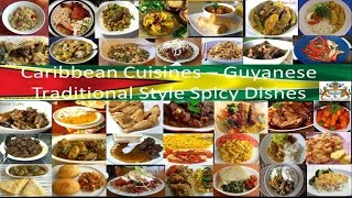 Download Guyanese Foods (Cuisines) Video