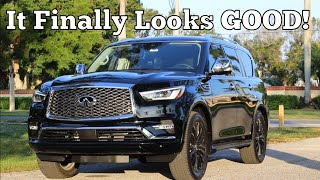Download Here's The 2018 Infiniti QX80 and All its New Features! Video
