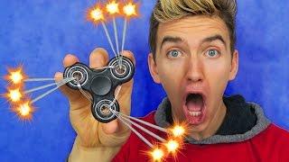Download 1000MPH FIDGET SPINNER (SPARKLER MOD!!) Video