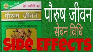 Download Purush Jiwan Capsule Possible Side Effects In Hindi. Buying Options Given In Description. Video