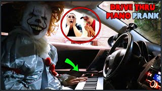 Download Pennywise Plays Piano in Drive Thru Prank!! Video
