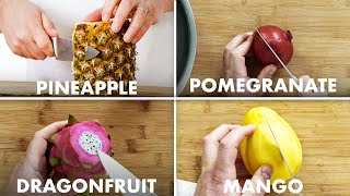 Download How To Slice Every Fruit | Epicurious Video