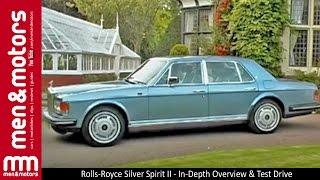 Download Rolls-Royce Silver Spirit II - In-Depth Overview & Test Drive Video
