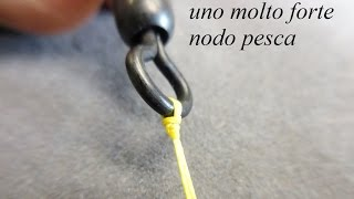 Download uno molto forte nodo pesca Video
