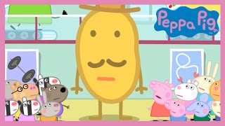 Download Peppa Pig - Mr Potato Head Comes To Town (Full Episode) Video