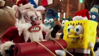 Download It's a Spongebob Christmas - Santa Arrives Video