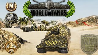 Download World of Tanks - Object 261 - 10.8k Damage - AP Action [Replay|HD] Video