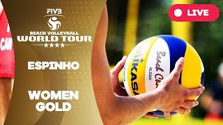 Download Espinho 4-Star - 2018 FIVB Beach Volleyball World Tour - Women Gold Medal Match Video