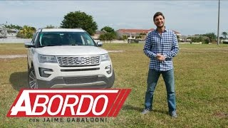 Download Ford Explorer 2016 - Prueba A Bordo [Full] Video
