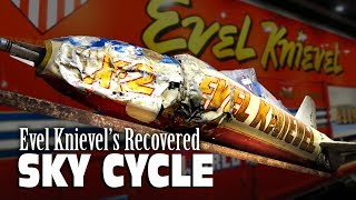 Download Evel Knievel's Steam Rocket and Restored Big Rig Video