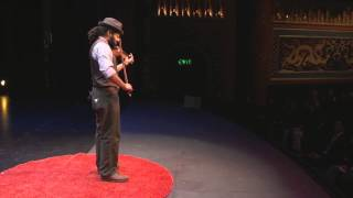 Download When folk music speaks: Ben Hunter at TEDxRainier Video