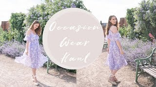Download PREMIUM HIGH STREET OCCASION WEAR HAUL | Laura Melhuish-Sprague Video