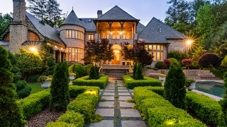 Download 5 MILLION DOLLAR ENGLISH MANOR IN ATLANTA Video
