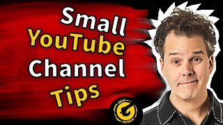 Download Small YouTube Channel Tips & Advice Video