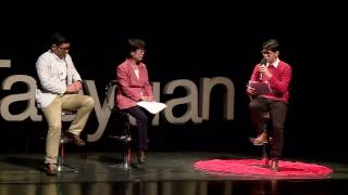Download It's time for marriage equality | Mei-Nu Yu & Jason Hsu | TEDxTaoyuan Video