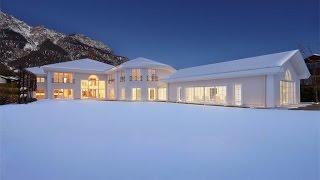 Download A Neoclassical-Style Masterpiece in Garmisch Partenkirchen, Germany Video