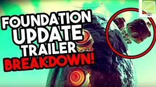 Download No Man's Sky FOUNDATION UPDATE TRAILER BREAKDOWN! | Give It Thought Video