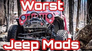 Download Jeep Owners Most Hated Mods Video