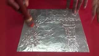 Download Craft with Foil Paper (Book 8/ Page 42) Video