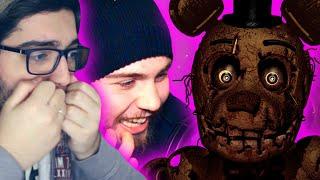 Download BORA VER O RAP DO FIVE NIGHTS AT FREDDY'S (Tauz) Video