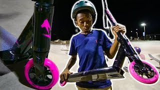 Download SCOOTER KIDS BATTLE FOR PARTS! Video