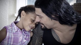 Download Behind-the-scenes of the WWE & Ad Council's Fatherhood PSA's Video