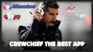 Download CrewChief: The best sim racing app for iRacing and other sims Video