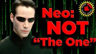 Download Film Theory: Neo ISN'T The One in The Matrix Trilogy Video