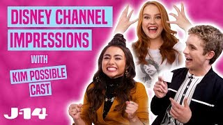 Download Kim Possible Cast Does Disney Channel Impressions Video