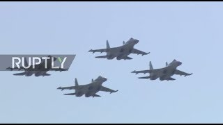 Download LIVE: MAKS Air Show continues in Russia - DAY 6 Video