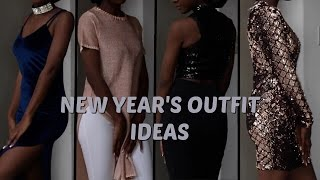 Download New Years Eve Outfit Ideas | Fashion Nova Try On Haul Video