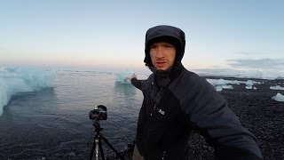 Download Landscape Photography On Location: Iceland. Snaefellsnes, Mývatn, Jökulsárlón. Midnight Sun. Video