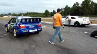 Download SUBARU vs GTR Video