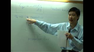 Download Transport Phenomena lecture on 26-10-12 - Momentum transport 2/10 (part 4 of 6) Video