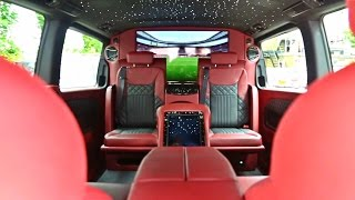 Download Yiannimize don't only wrap cars! V Class Conversion! Video