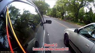 Download Toyota Corolla Altis 1.8 VVT-i VS Suzuki Cultus/Esteem/Swift 1.3(SOHC)And a BMW F30 320D Video