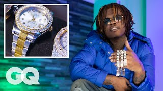 Download Gunna Shows Off His Insane Jewelry Collection | GQ Video