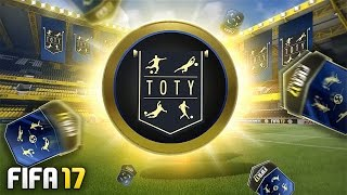 Download GUARANTEED IN FORM PACKS #TOTY PACK OPENING #FIFA17 Ultimate Team Video