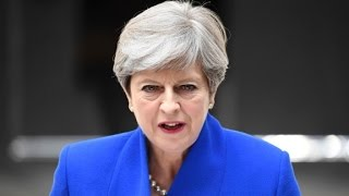 Download Theresa May's uncertain political future Video