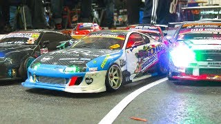 Download RC DRIFT CAR PARKING COMPETITION!! *RC MODEL SCALE DRIFT CARS IN ACTION Video