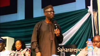 Download Video: ″All General Overseers Must Go To Prison″-Pastor Bakare Video