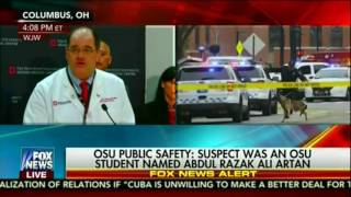 Download UPDATE ON OHIO STATE UNIVERSITY TERROR ATTACK Video