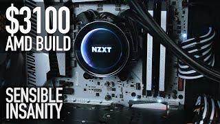 Download $3100 AMD Build | Sensible Insanity Video