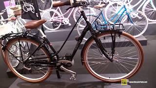Download 2018 Electra Bicycles Loft GO! 8i Electric Bike - Walkaround - 2017 Eurobike Video