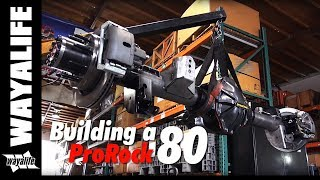 Download Building of a Dynatrac ProRock 80 Full-Float Rear Axle Video