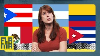 Download Types of Spanish Accents - Joanna Rants Video