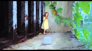 Download The Secret World of Arrietty Official Trailer Video