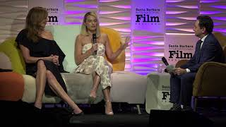 Download SBIFF 2018 - Margot Robbie Discusses Whiskey Tango Foxtrot, Producing & I, Tonya Video