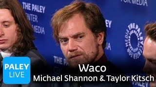 Download Waco - Actors on Acting Real-Life Characters Video
