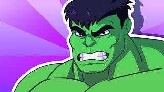 Download YO MAMA SO FAT! The Hulk Video